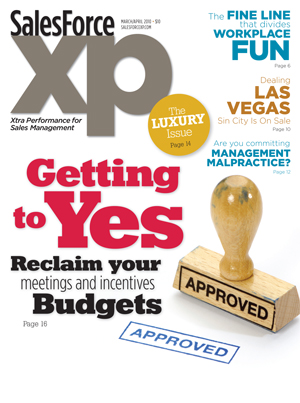 SalesForceXP - March/April 2010